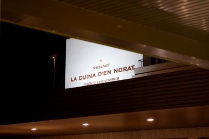 Menú degustació - La Cuina d'en Norat